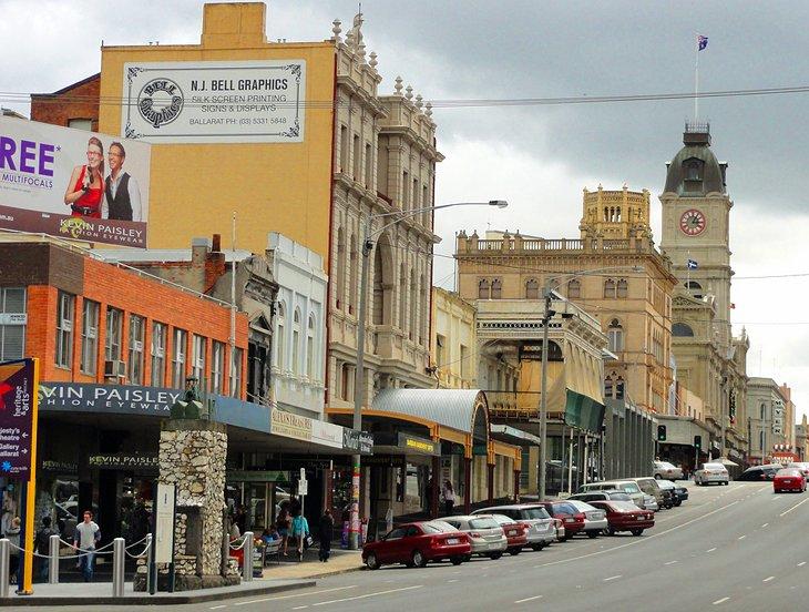 Australian Country Getaways
