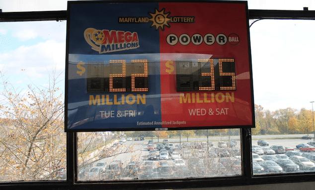 Canadian Lottery Jackpots