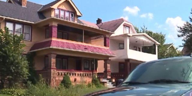 Eric Glaze Cleveland home