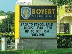 Katy gun store back-to-school gun sale
