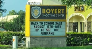 Katy gun store back-to-school gun sale