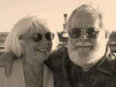 Patricia Whitney-Jones and Brian Jones