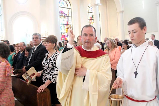 Rev. Joseph McLoone Downingtown priest