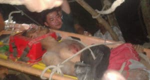 Sum Bora Cambodia man rescued.