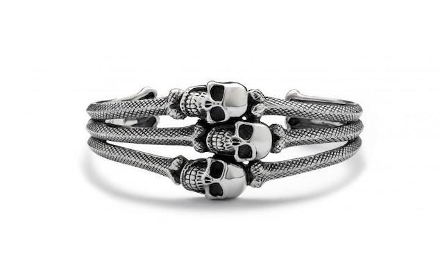 skull bracelet jewelry
