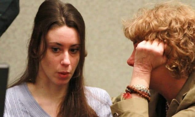 Casey Anthony biological clock
