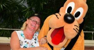 Ellen McMillion Disney fan