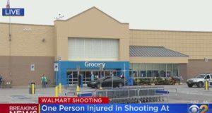 Hobart Indiana Walmart shooting