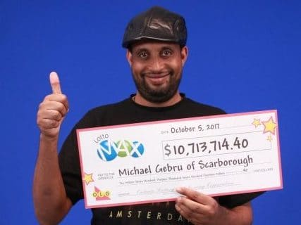 Michael Gebru Lotto
