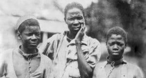 US slavery history