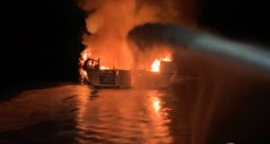 conception dive boat fire