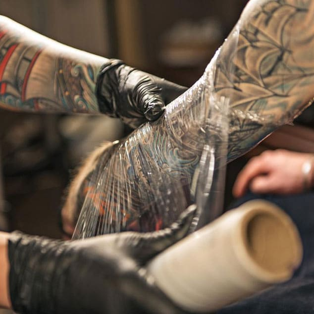Tattoo Aftercare and Healing