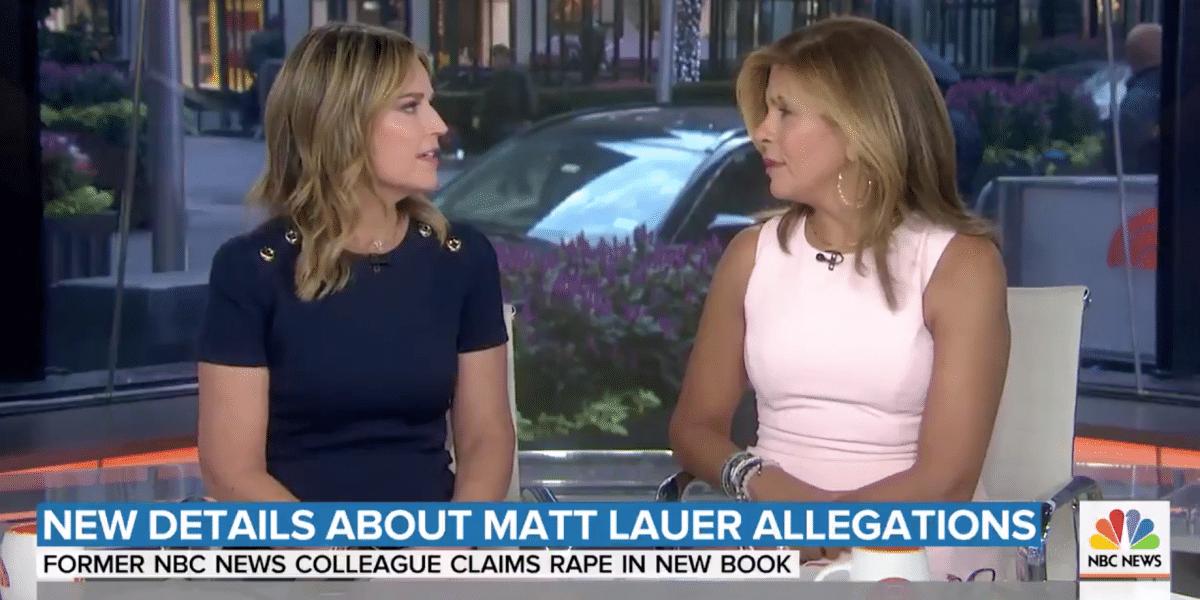 NBC producer sexual assault
