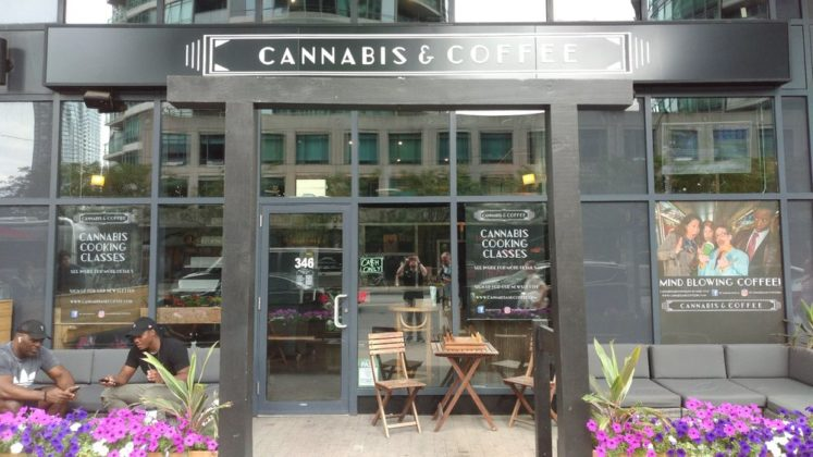 Cannabis Coffee Shop