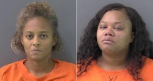 Chonda Edmond and Kyhirah Clemons