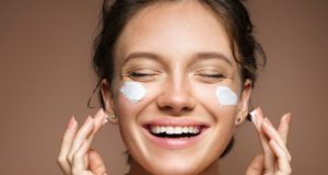 Healthy Glowing Skin in winter