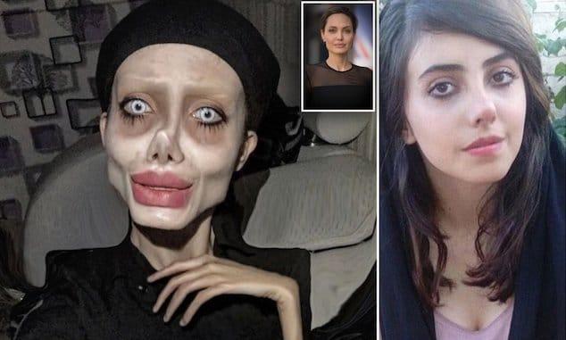 Sahar Tabar Iranian jail