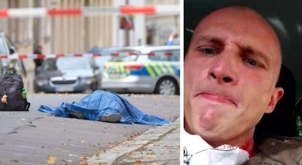 Halle Germany shooting suspect