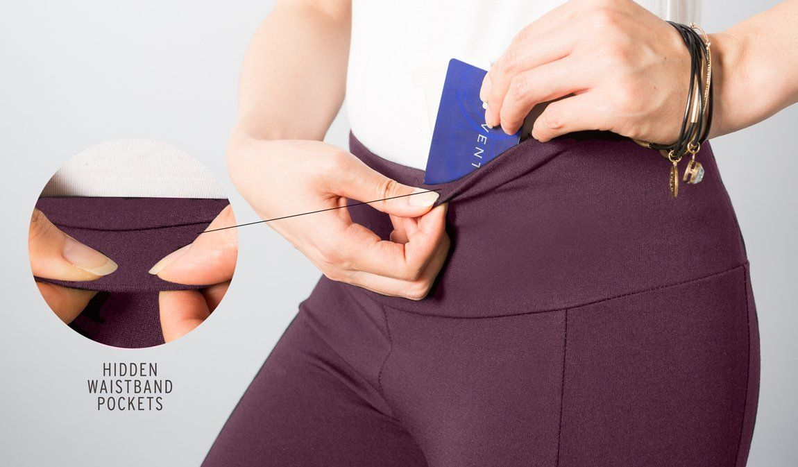 yoga pants for traveling