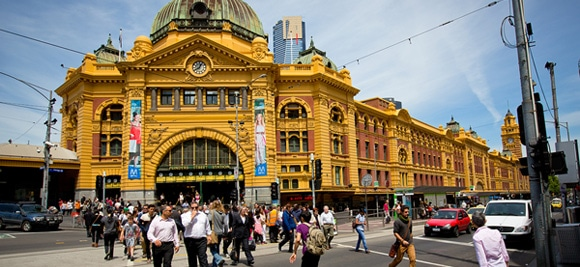 Melbourne culture travel
