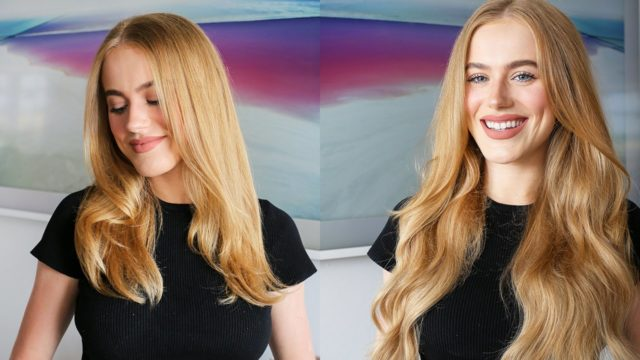 Prevent Your New Hair Extensions from Slipping
