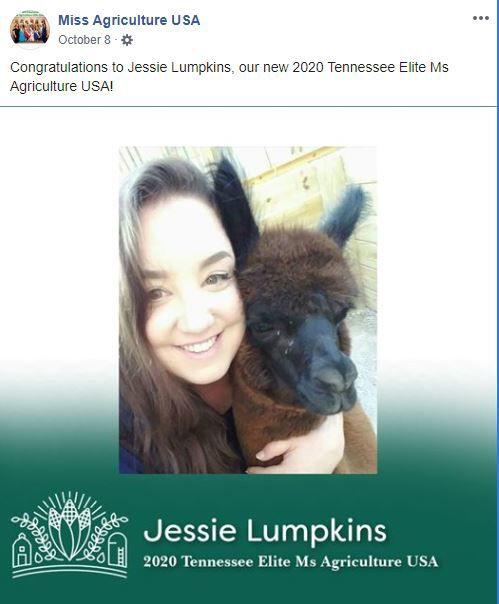 Jessica 'Jessie' Lumpkins