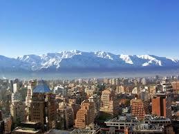 Chile, Santiago winter Destination