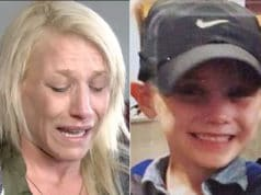 AJ Freund mother pleads guilty murder