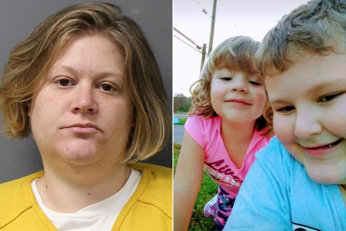 Albany Township mother murder