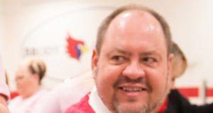 Brody Middle School Principal Thomas Hoffman