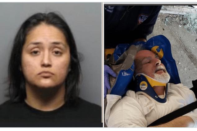 Ruby Delgadillo and Delta Barber Shop victim