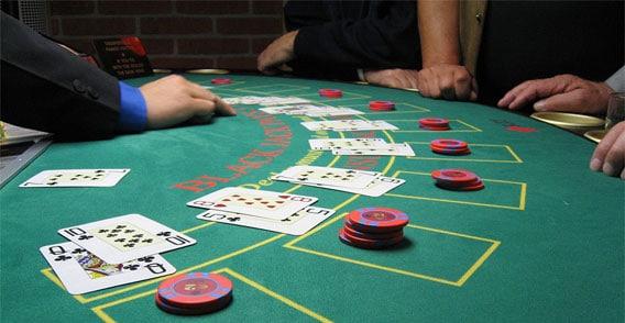 Blackjack Online Card Game