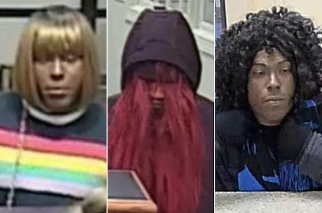 Bad Wig Bandit