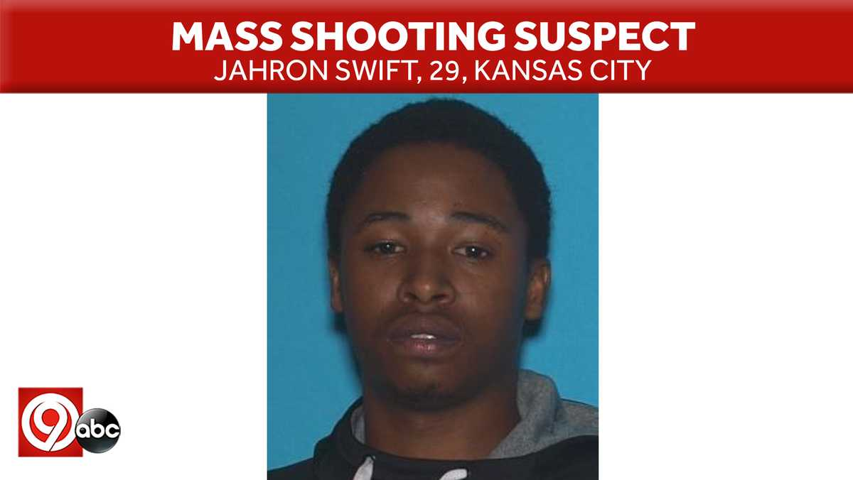 Jahron Swift Kansas City shooting
