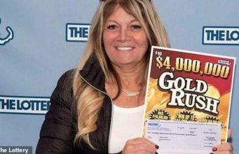 Joao Luis DaPonte Bedford $4 million lottery ticket