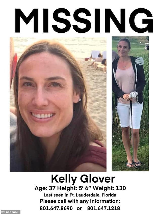 Missing Holladay Utah woman Ft Lauderdale Westin