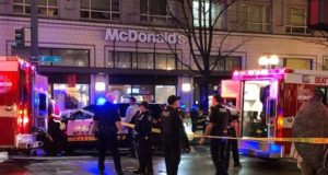 Seattle Mcdonald's Shooting