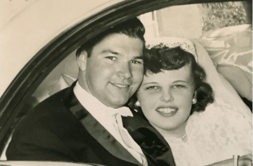 Jack & Harriet Morrison St Louis