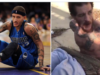 Delonte West beating video