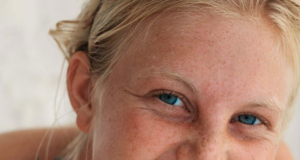 Lonia Haeger German pro kite surfer