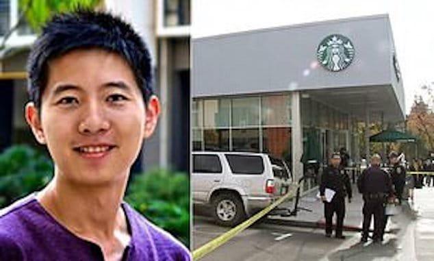 Shuo Zeng Oakland Starbucks