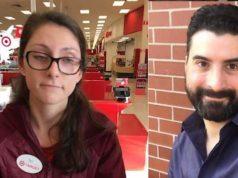 Tori Perrotti aka Target Tori and David Leavitt