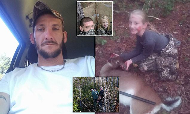 Colleton County man and 9 year old daughter