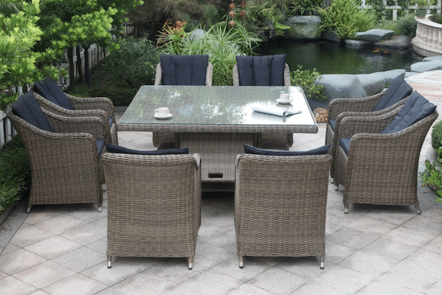 Shopping Australia outdoor dining sets