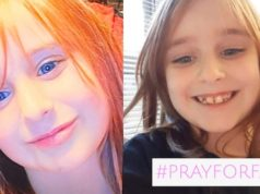 6 year old Cayce girl missing