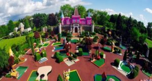 Crazy Golf Courses