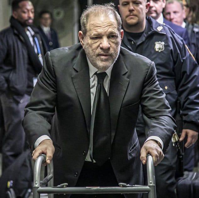Harvey Weinstein guilty