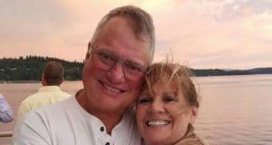 Laurcene Isenberg and Larry Isenberg