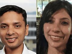 Sonam Saxena and Smriti Saxena