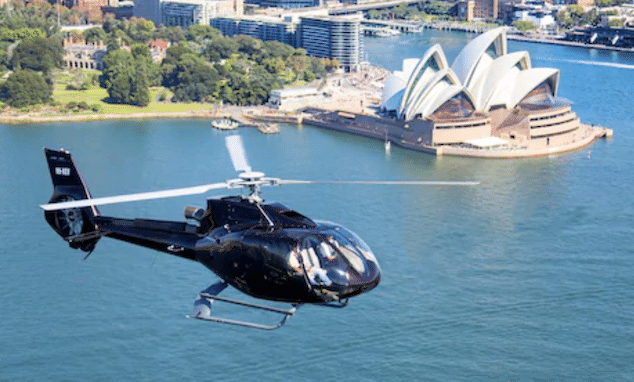 Sydney sight seeing best views